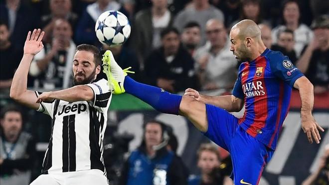 Mascherano descarta abandonar el Barça
