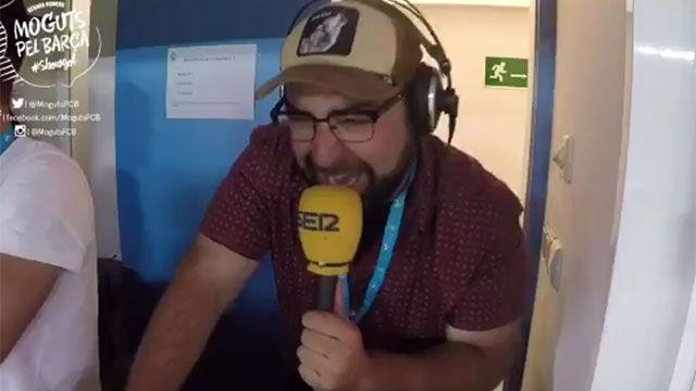 Así narraron las radios el 2-3 de Messi ante el Real Madrid