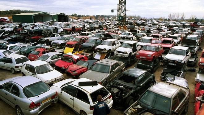 La compraventa de piezas usadas de coches será ilegal