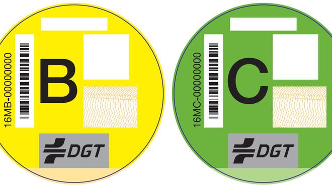 Descubre cuál es la etiqueta ambiental para tu coche