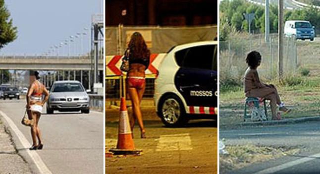 prostitutas en carretera prostitutas cuatro caminos