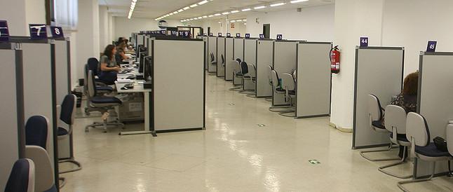 Barcelona tiene m s oficinas vac as aunque el mercado se for Real madrid oficinas telefono