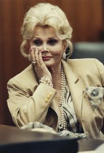 Zsa Zsa Gabor, en una imagen de 1990.