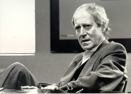 John Barry, en una foto de archivo.